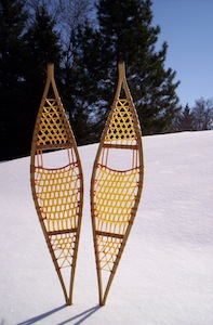 Snowshoes. Photo Courtesy of snowshoemag.com