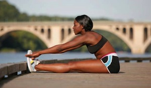 How to Stretch Yourself Back into Shape