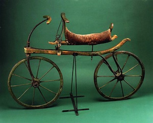 The Origin of the Bicycle: A Brief History