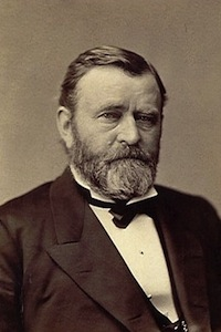 Ulysses S. Grant. Photo Courtesy of The Aztec Club